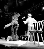 "Akrobatik Vorstellung ""Tatort Reeperbahn"""